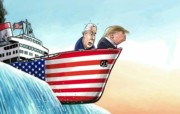 حمله موشکی یا کولیبازی به روش آمریکایی ؟؟