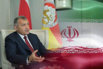 ایجاد رابطه با ایران برای اوستیای جنوبی ضروری است