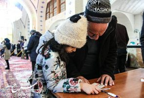 جشن مردم سالاری در تبریز