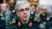 سرلشکر باقری انتصاب فرمانده جدید کل سپاه را تبریک گفت
