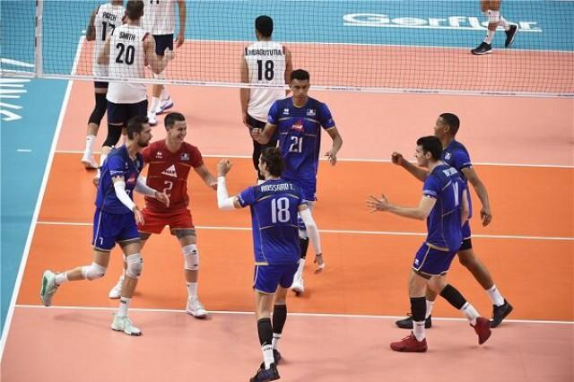 پخش زنده والیبال ایران فرانسه