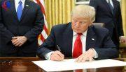 ترامپ تحریم های جدیدی علیه ایران وضع می کند