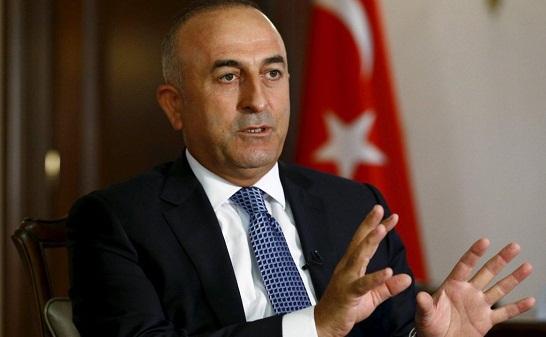 """Çavuşoğlu: """"Dağlıq Qarabağ münaqişəsinin həlli üçün daha çox səy göstərəcəyik"""""""