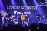 کنسرت فرزاد فرخ  برای اولین بار در تبریز + عکس