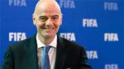 فوتبال جهان؛ اینفانتینو رسماً در پست ریاست فیفا ابقا شد
