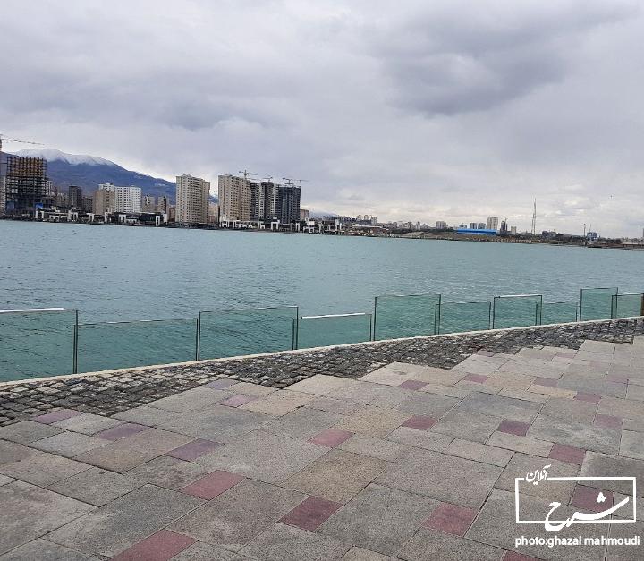 پارک جنگلی چیتگر تهران