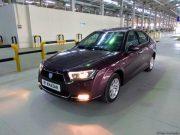 95 درصد از خودروهای تولیدی کارخانه خزر به فروش رسید
