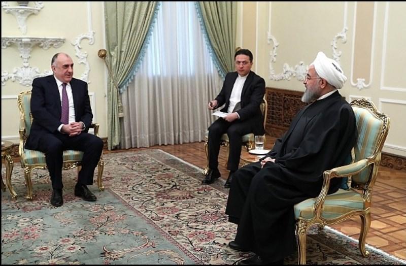 بازتاب سفر محمدیاراف به ایران در رسانه های آذربایجان
