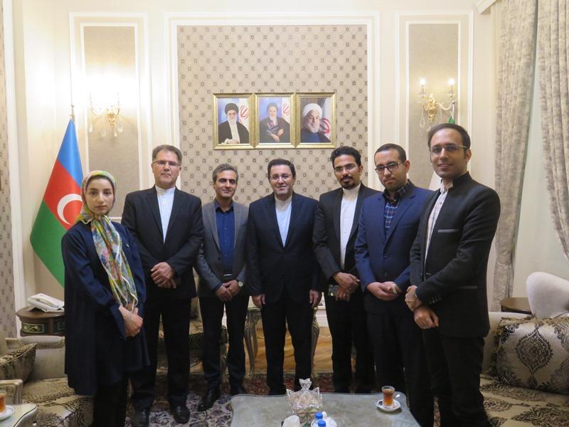 آغاز هفته دوستی جوانان ایران و جمهوری آذربایجان