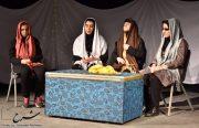 گزارش تصویری/ نمایشنامه خوانی نابینایان آذربایجان شرقی