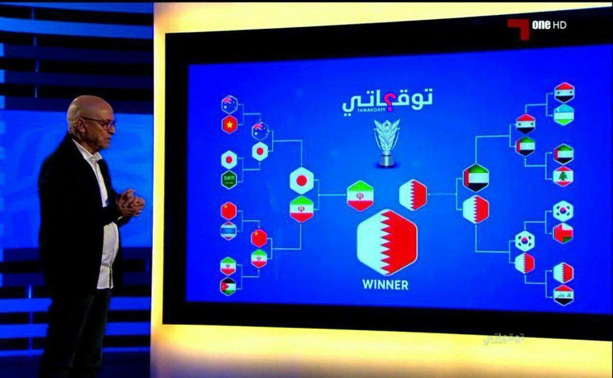 قطر ایران را در مرحله نهایی می برد