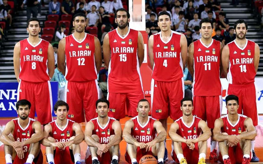 مسابقات بسکتبال غرب آسیا در تبریز برگزار میشود
