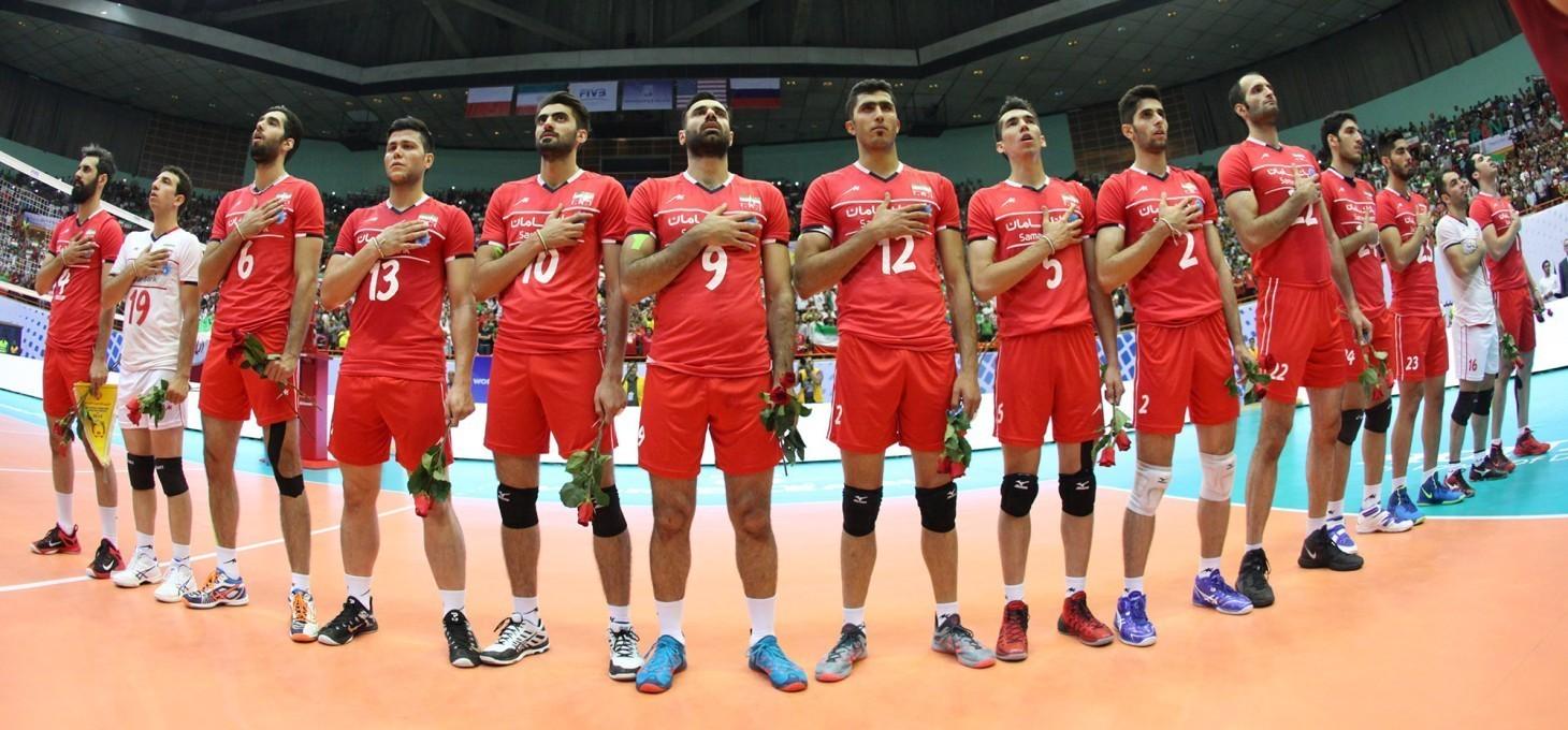 پخش زنده بازی والیبال ایران – روسیه (همزمان مستقیم با شبکه ۳)